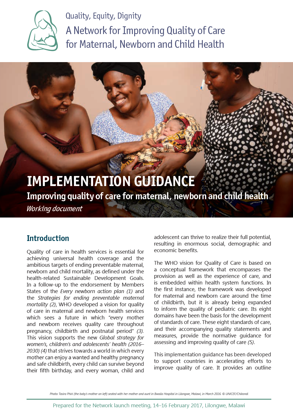 implementation guidance brief 6